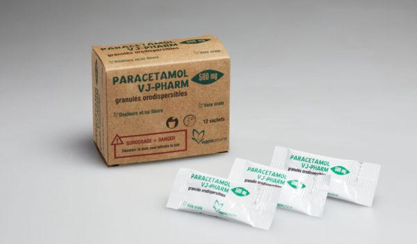 2021-VEGGIEPHARM-VJPHARM-paracétamol